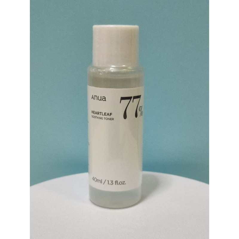 Anua Heartleaf 77% Soothing Toner โทนเนอร์พี่จุน 40 ml