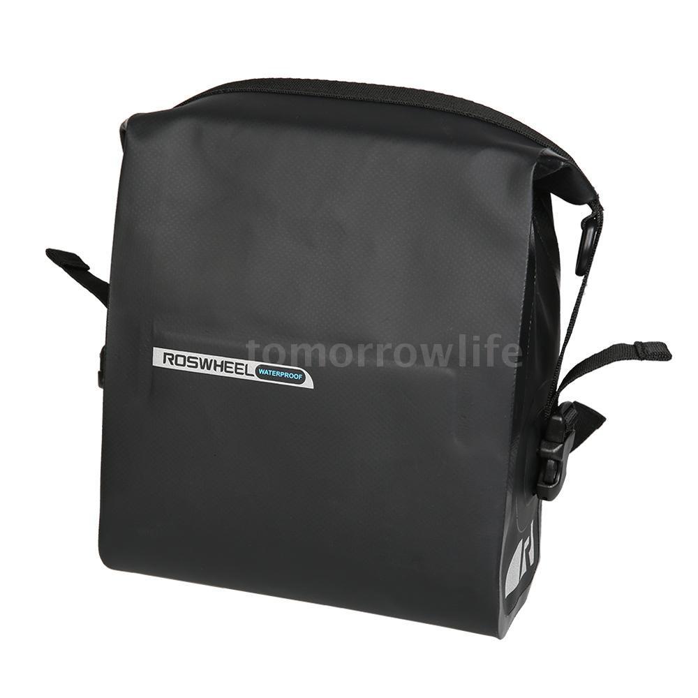 Roswheel 2.5L-3L Cycling Bag Waterproof Bike Bicycle Front Frame Handlebar Bag