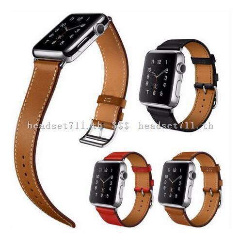 hd711 applewatch Apple Watch สายหนัง 44mm 42 มม 40 มม 38 มม series 5 4 3 2 1