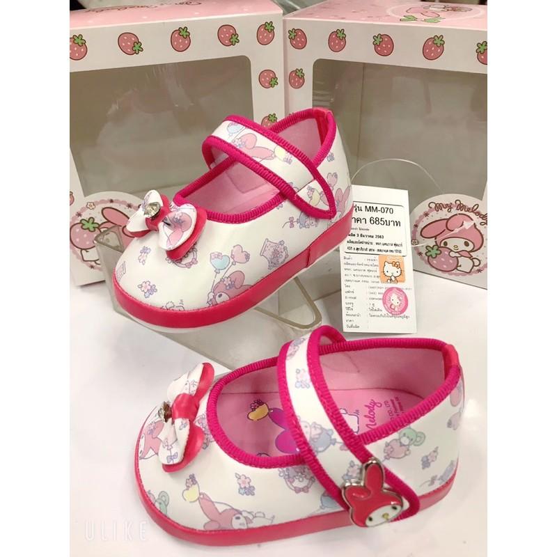 รองเท้าคัชชูเด็กมายเมโลดี้