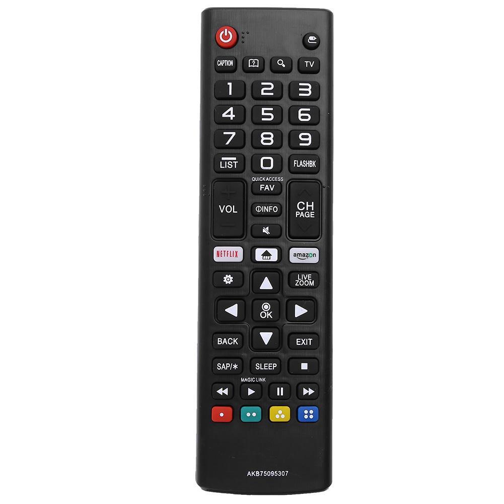 Learning Remote Control for LG 55LJ550M 32LJ550B AKB75095307/5303 Netflix