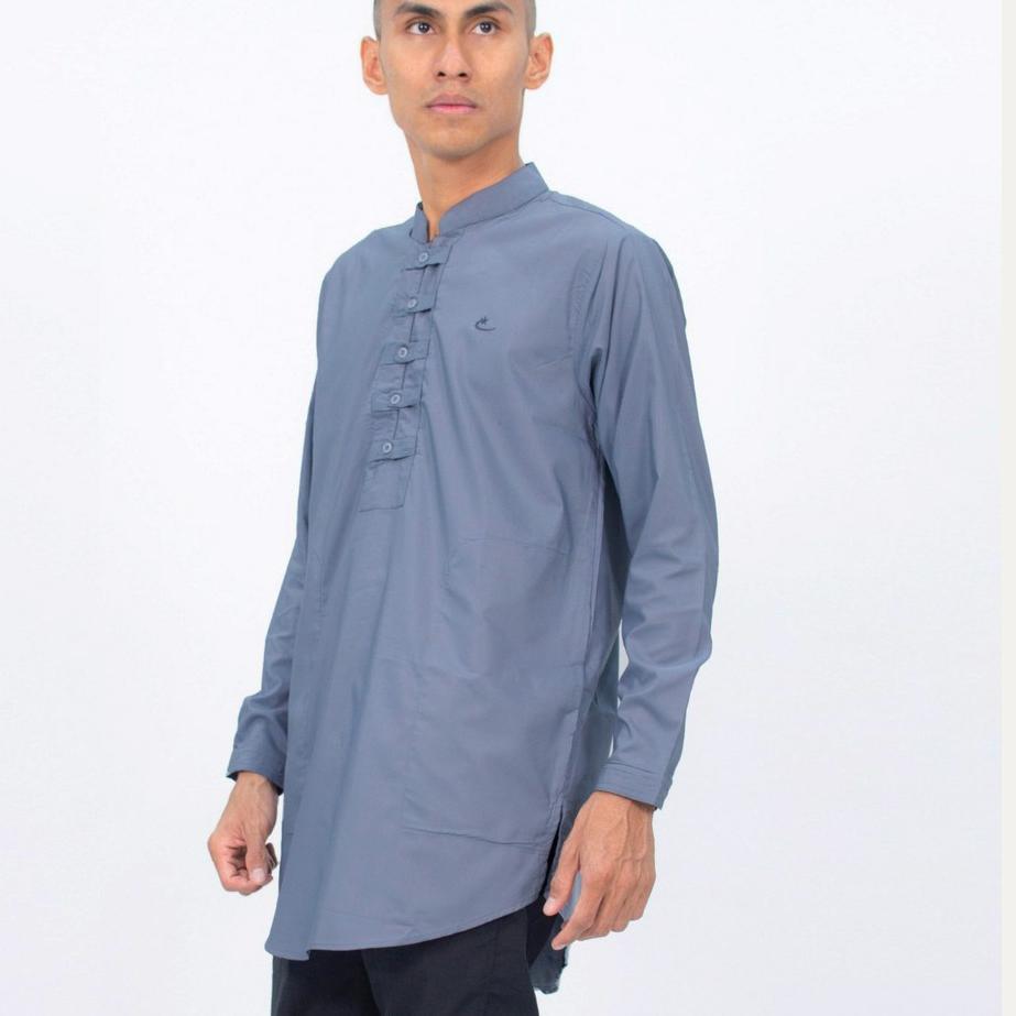Cro356 Pakistani Kurta เสื้อเชิ้ตผู้ชายแขนยาว - Xshop Shams X Beautiful