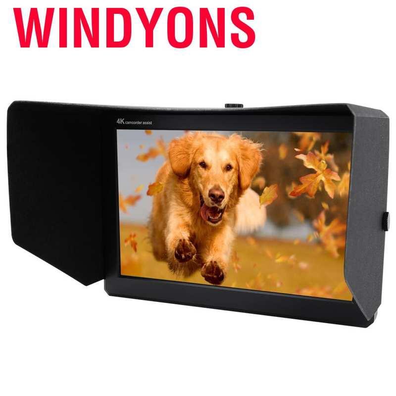 windyons lilliput a 8 8 8 . 9 นิ้ว ips screen 4 k full hd กล้องมอนิเตอร์สําหรับ dslr cameras