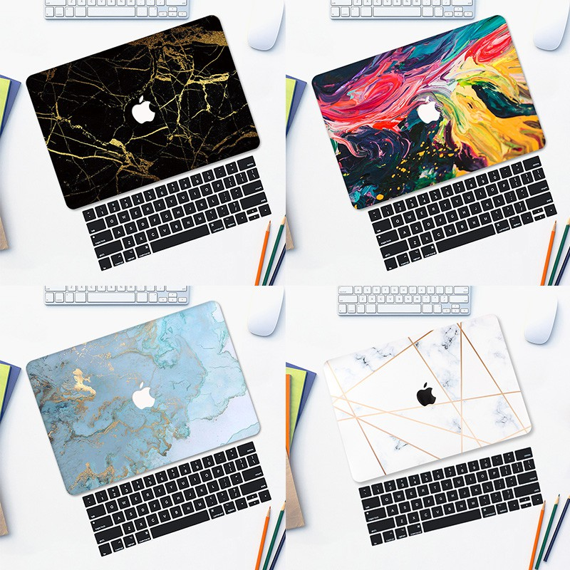 Marble Art Protect Cover Case Apple Laptop Macbook Pro Retina Air 11 12 13 15