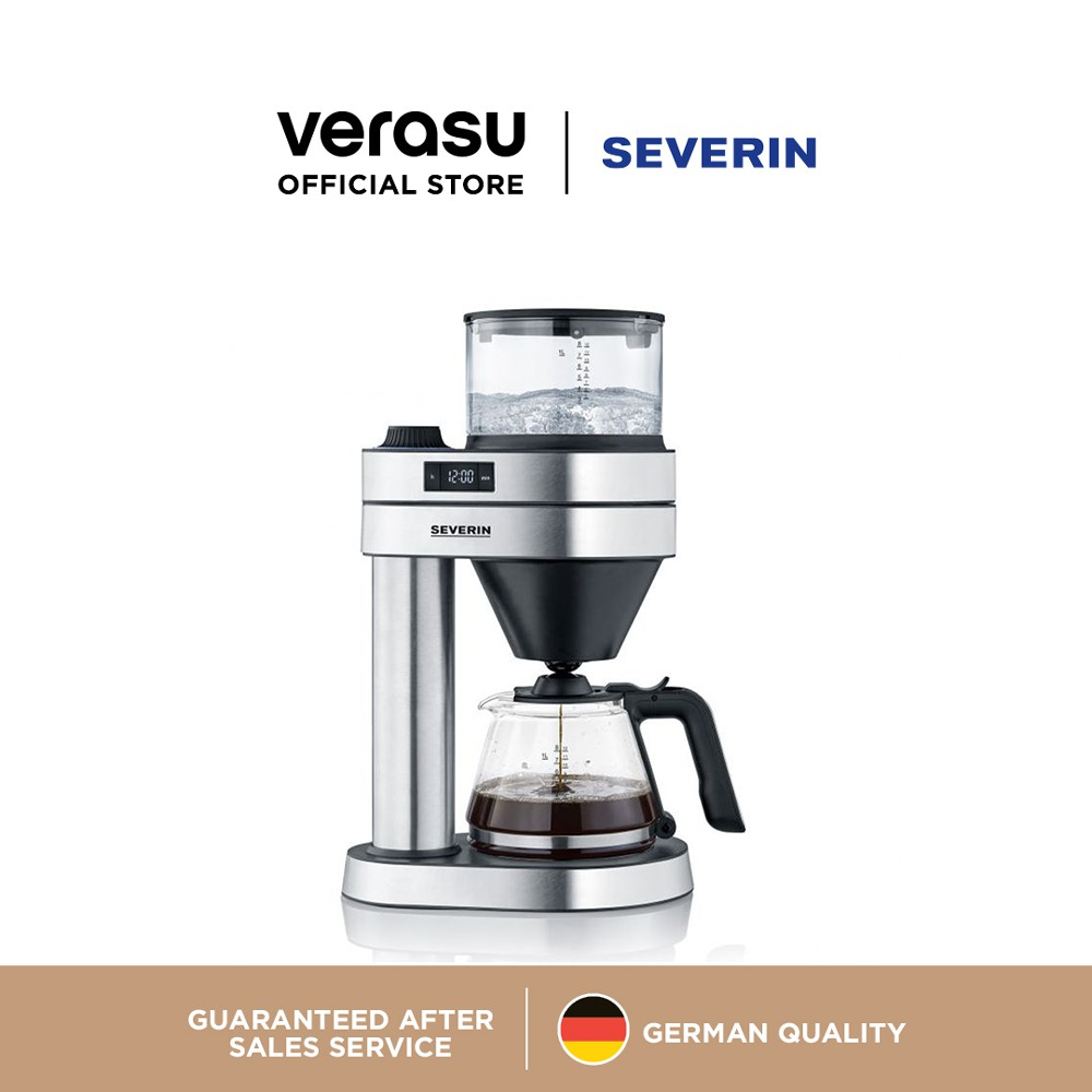 SEVERIN เครื่องชงกาแฟแบบหยด Caprice รุ่น SEV-5760 VERASU วีรสุ เครื่องชงกาแฟ เครื่องทำกาแฟ