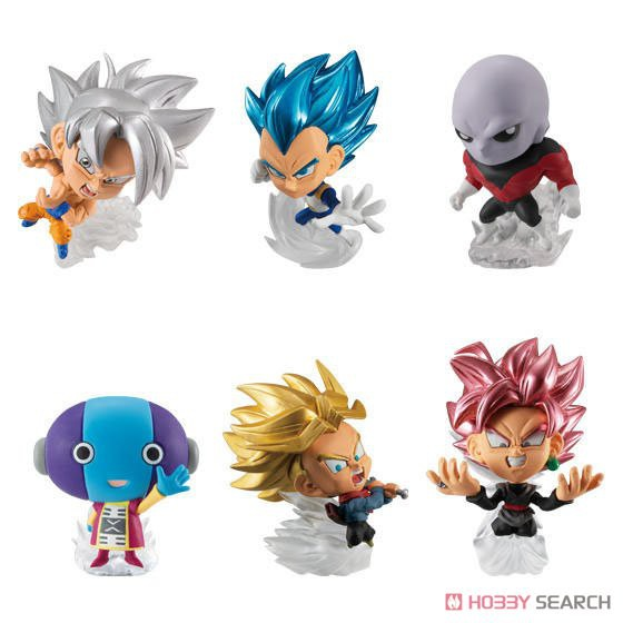 Dragon Ball Super Warrior Figure