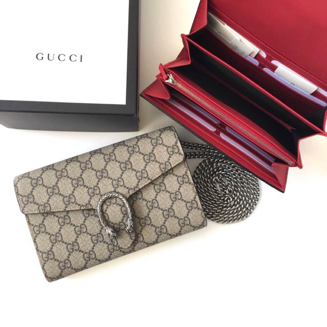 Gucci Dionysus wocของแท้ 100%