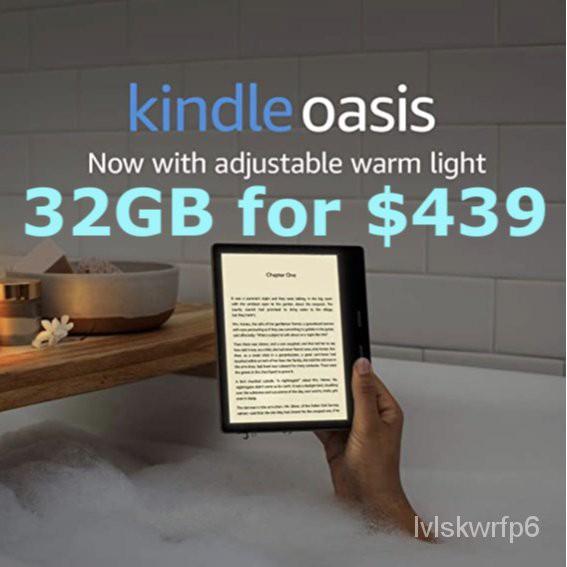 [FREE E-Books now included!] Latest Kindle Oasis 3 fs0O
