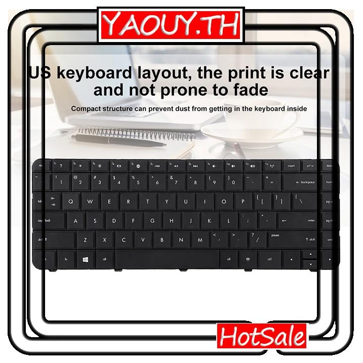 1000 436 Keyboard HP CQ43 G6 for HSTNN-Q72C G4 Notebook CQ57 Replacement  430 Black 431