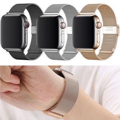 สายนาฬิกา สายนาฬิกา applewatch สายนาฬิกาอัจฉริยะ สาย applewatch Applicable AppleWatch Apple watch Table with IWATCH6 / 5