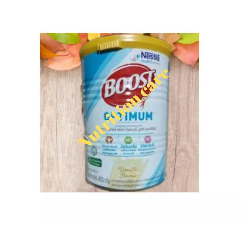 Boost Optimum บูสท์ ออปติมัม สำหรับผู้สูงอายุ ขนาด 400 กรัม
