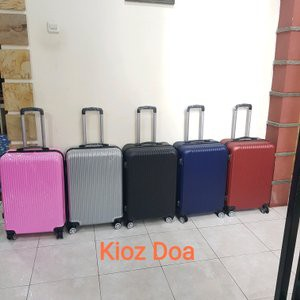 กระเป๋าเดินทาง Abs ขนาด 24 นิ้ว + Pc / กระเป๋าเดินทาง 24 นิ้ว