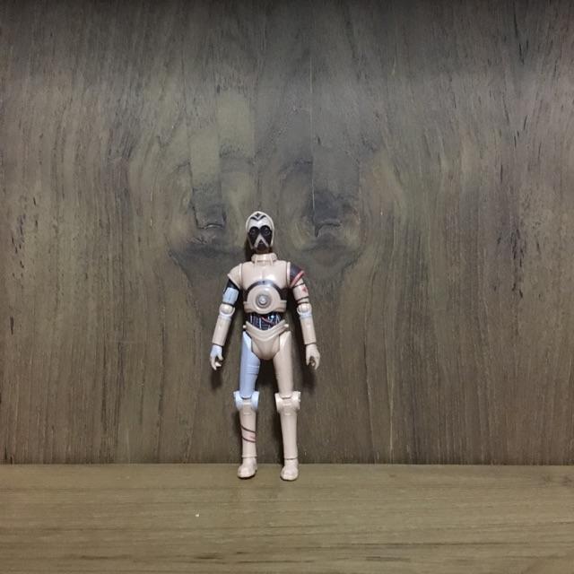 Star Wars Action Figure 1:18 TC-70