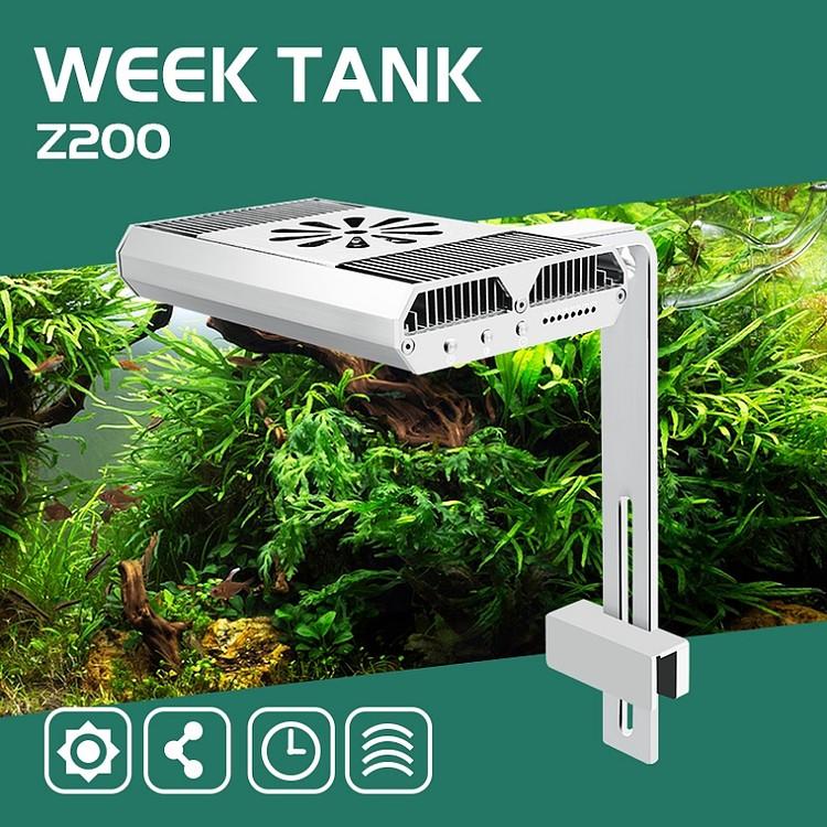 (พร้อมส่ง) WEEK AQUA Tank WRGB LED ไฟตู้ไม้น้ำ ไฟเลี้ยงไม้อวบน้ำ ไฟเลี้ยงแคคตัส