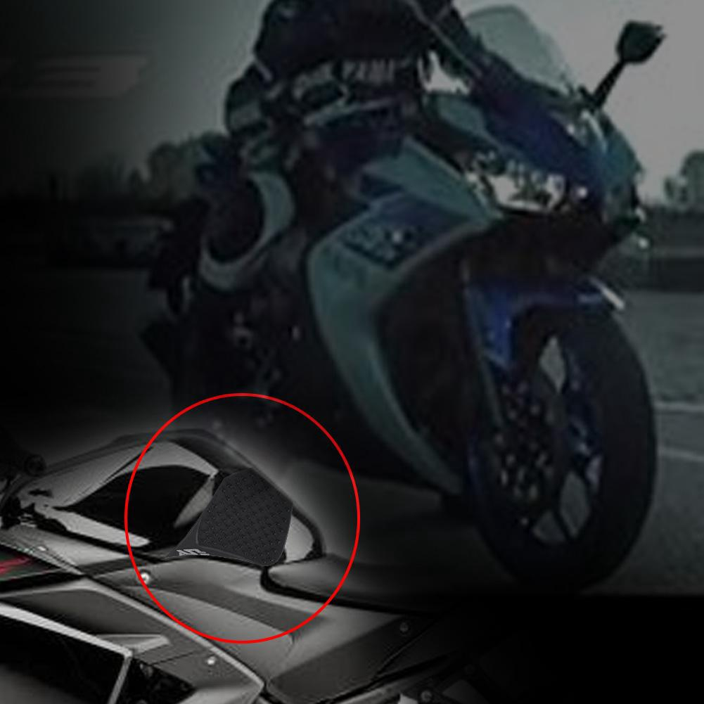 Motorcycle Accessories & Parts Pair Of Anti-slip Gas Tank Traction Pad Knee Grip Sticker For Yamaha Yzf-r15 R25 2013-2016