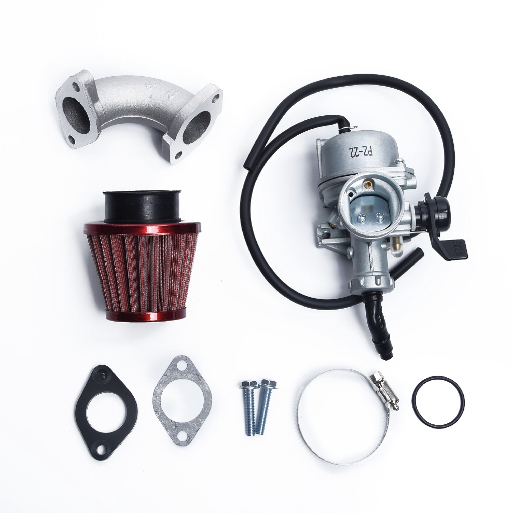 Pz22 Carburetor 22mm Intake Carb Hand Choke 110cc 125cc Atv Quad Dirt Bike Go Kart Parts Harmonious Colors Atv Parts & Accessories Back To Search Resultsautomobiles & Motorcycles