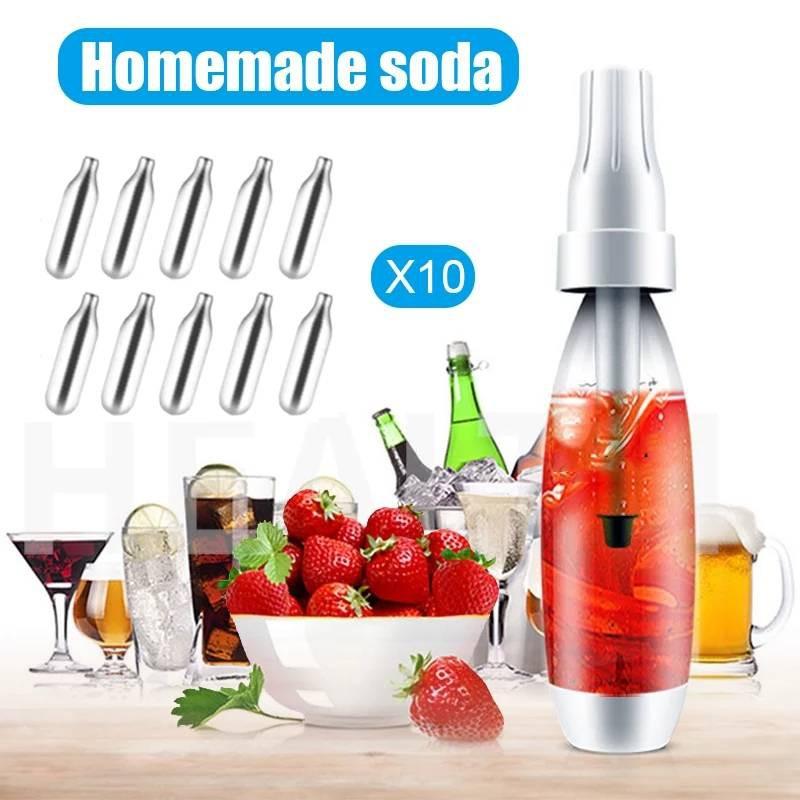 เครื่องทำโซดา เครื่องทำเครื่องดื่มโซดา แบบพกพา  -สินค้ามีพร้อมส่ง-