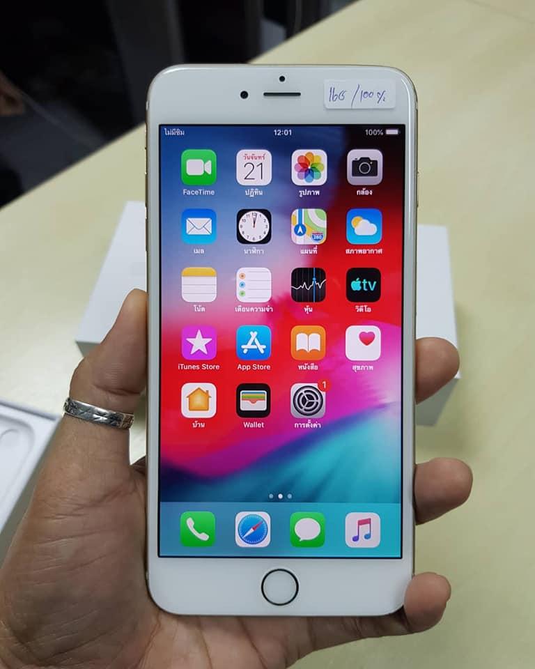 Iphone8 และ 8plus 64gb 256GB มือ2สภาพสวยๆ เครื่องแท้ ไอโฟน6พลัสมือ2 6plus มือสอง iPhone6 Plus iPhone6S Plus