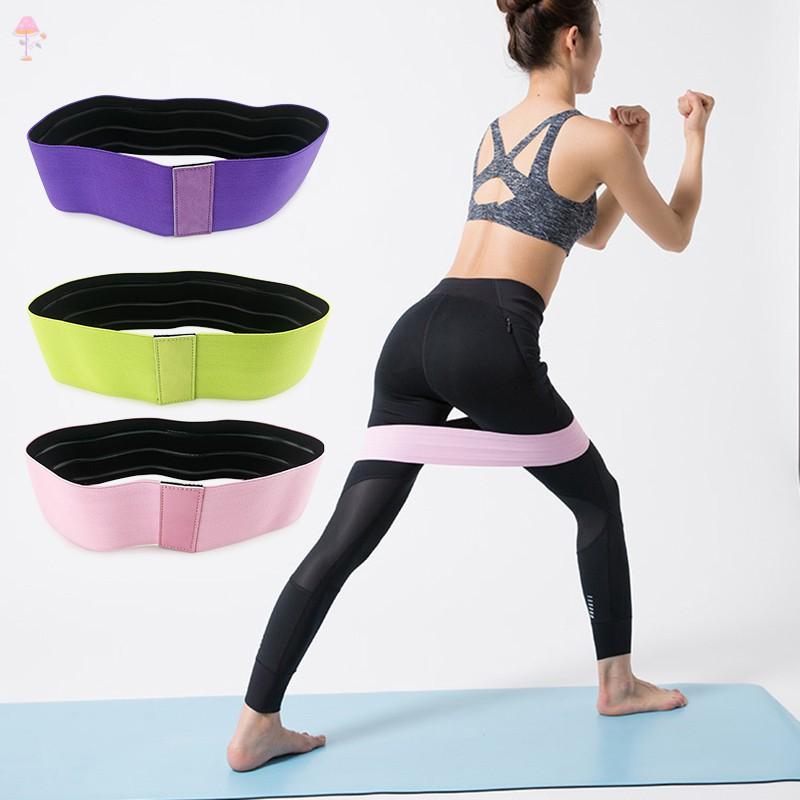 ยางยืดรัดขา สำหรับออกกำลังกาย