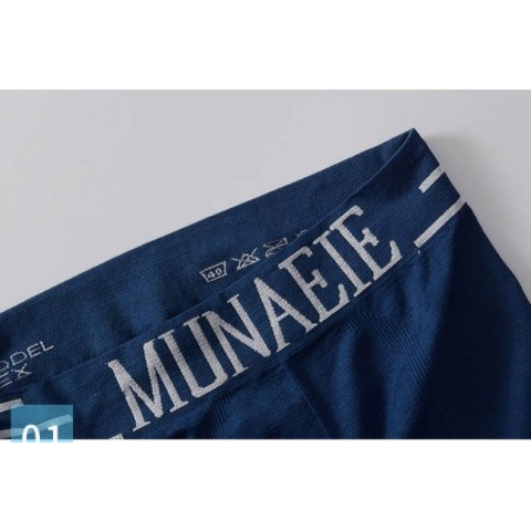[MNF-07] mimibra boxerชาย กางเกงในชาย กางเกงในบ๊อกเซอร์ Munafie Boxerman (ขายดีที่1)