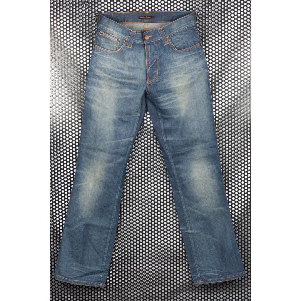 Nudie Jeans Slim Jim Broken Dreams 31/34 34/34 ของแท้ 100% สินค้ามาใหม่ !