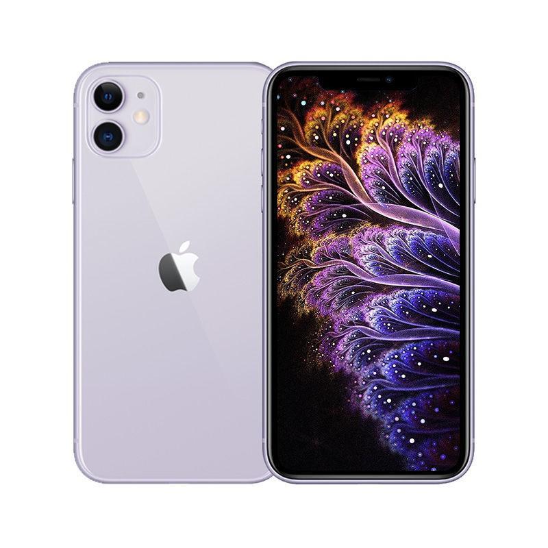 ♧✧▦[ขายด่วน] Original original] โทรศัพท์มือถือ Apple iPhone 11 Full Netcom 4G 128GB รุ่นที่เรียบง่ายโดยไม่มีอุปกรณ์เสริ