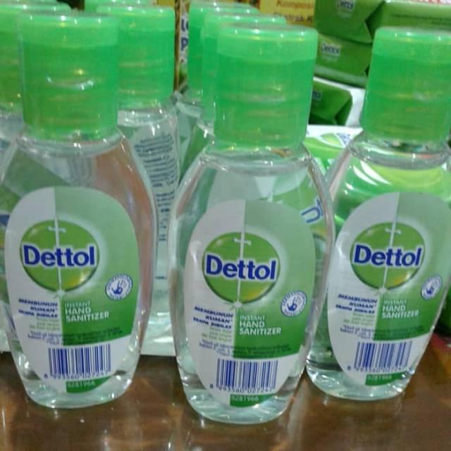 เจลล้างมือเจลล้างมือ Dettol