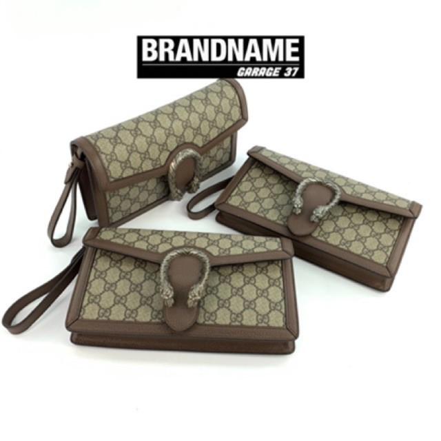 New Gucci dionysus gg supreme clutch