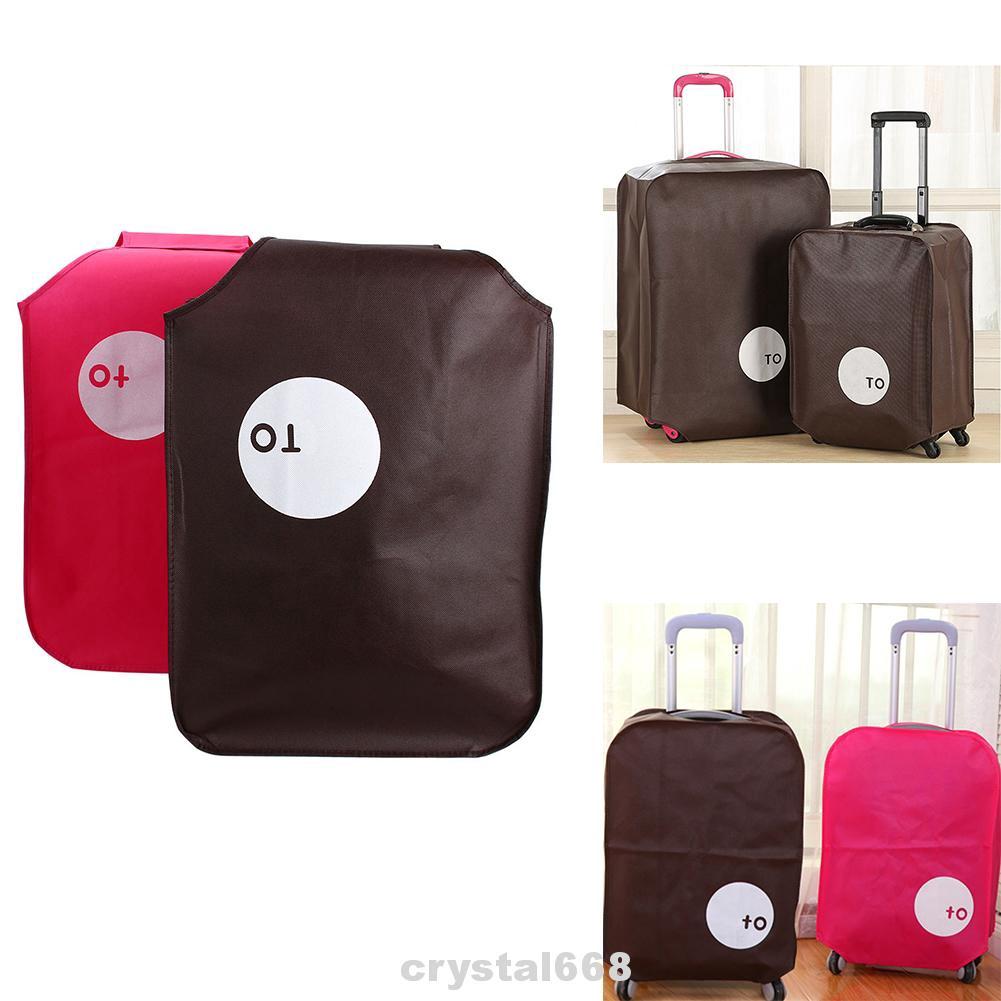 """กระเป๋าเดินทางกันฝุ่นขนาด 20 """" 24 """" 28 """""""