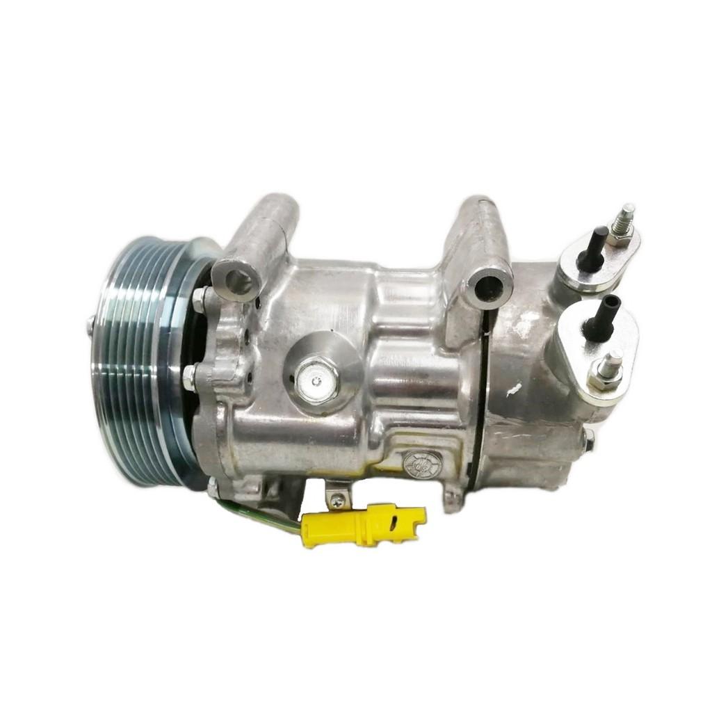 คอมแอร์ Citroen C3 แท้! คอมเพรสเซอร์ แอร์ ซีตรอง ซี3 คอมแอร์รถยนต์ Compressor