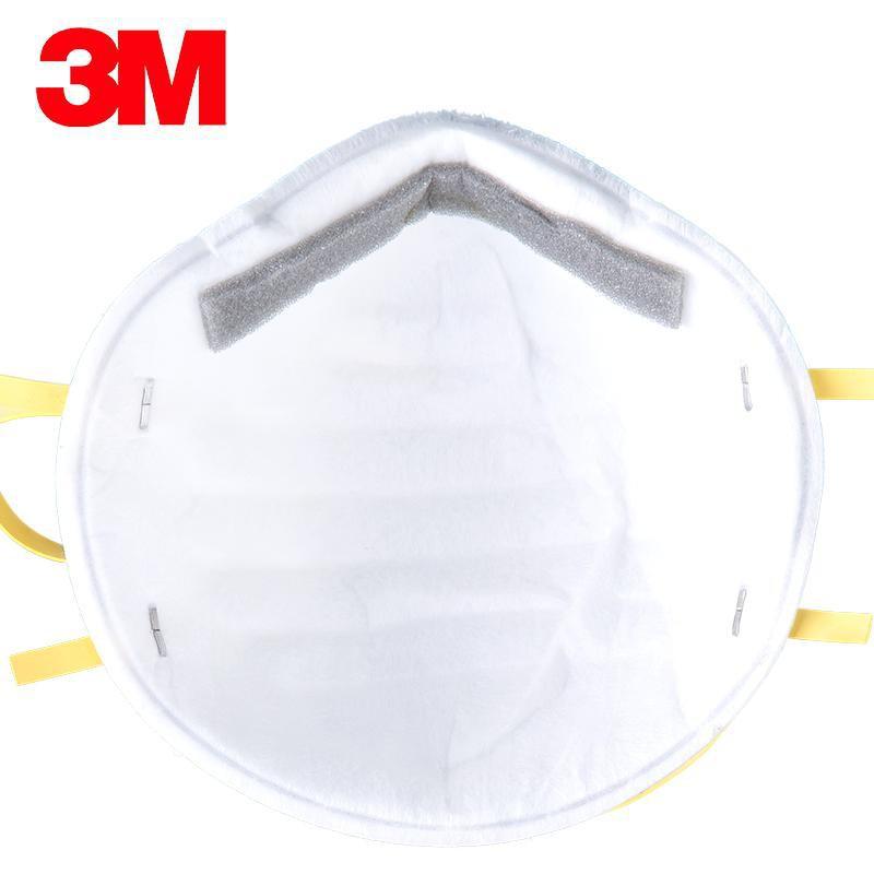 ♈△3M 8210 หน้ากาก N95 กรองฝุ่น PM 2.5 (พร้อมส่ง)