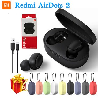 Review Xiaomi Redmi  AirDots 2 / AirDots S หูฟังบลูทูธ 5.0 TWS True Wireless  Gaming Mode