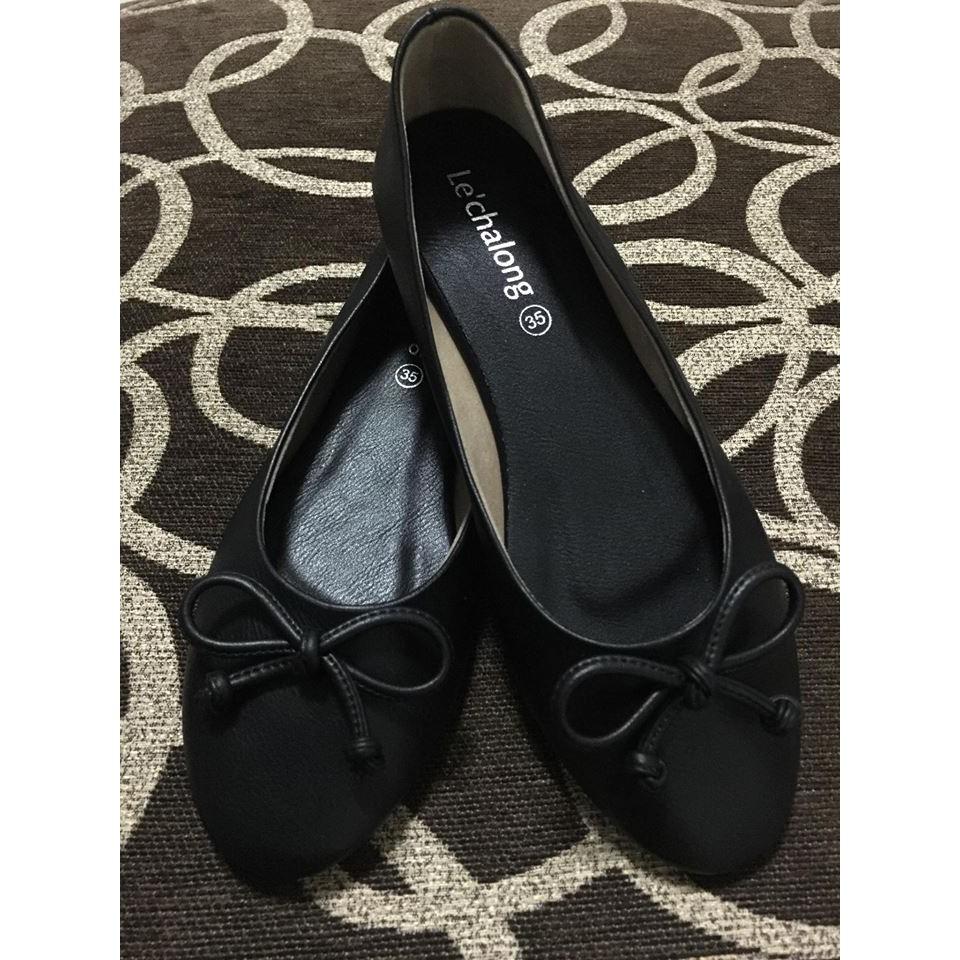 รองเท้าคัชชูนุ่มมาก (สีดำ)