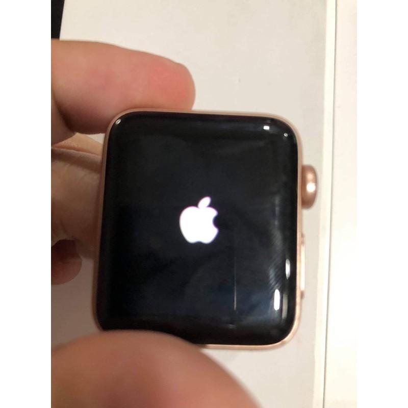Applewatch3 มือสองสีขมพู