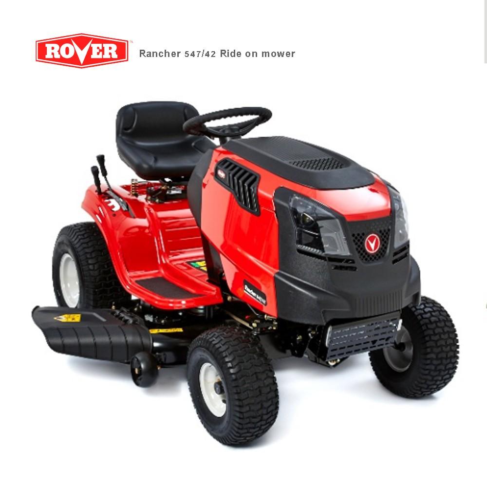 รถตัดหญ้านั่งขับ ROVER