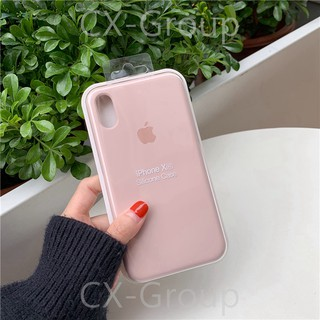 Review 【color26-30】fully【ปกเต็ม】11 pro iPhone case เคสนิ่ม เนื้อซิลิโคน for iPhone X XS MAX XR iPhone 6/6S PLUS 7+ 8PLUS full cover case