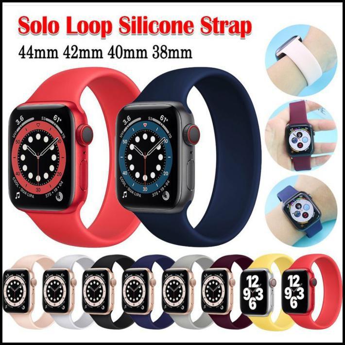 สายนาฬิกาข้อมือสําหรับ Apple Watch Iwatch Band Series 6 5 4 3 2 1