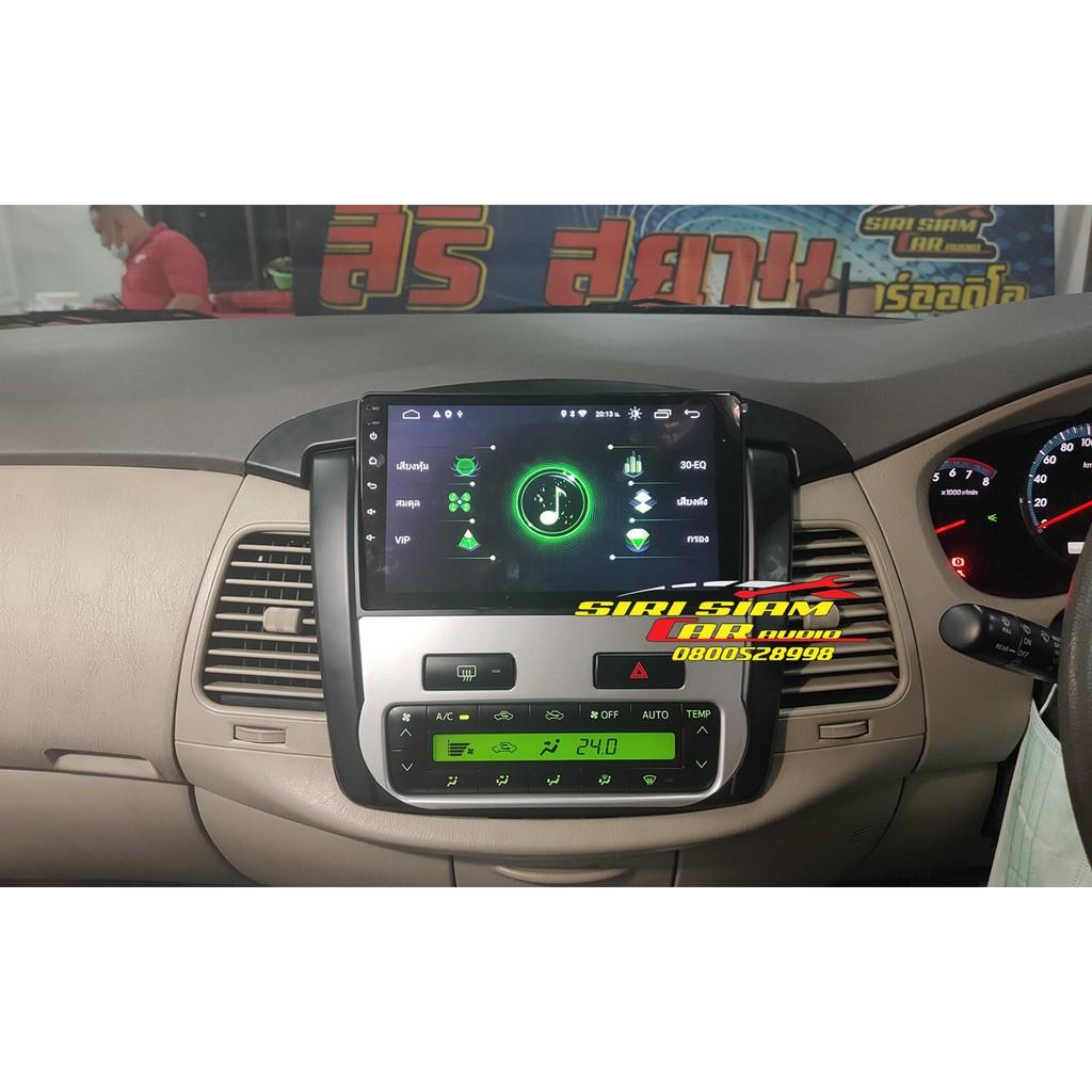 เครื่องเสียงรถยนต์ Android innova2008-2011 จอ9นิ้ว Android10 Ram2GB Rom32GB+DSP
