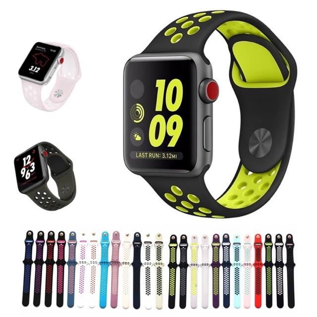 สาย applewatch สาย applewatch แท้ 🔥พร้อมส่งจากไทย🔥สาย 42/44mm. Applewatch ทุกซีรี่ย์