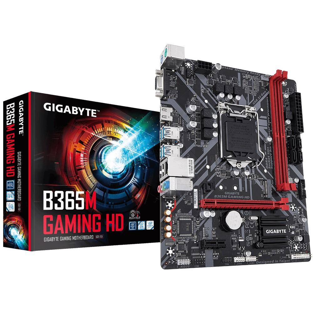 GIGABYTE B365M GAMING HD Intel Motherboards