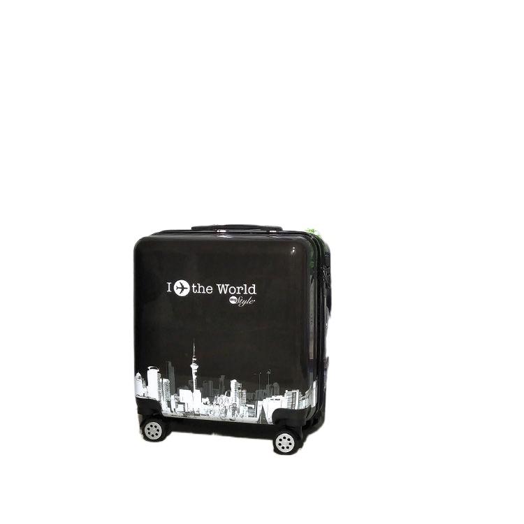 ✌✧◆[ร้อน] [เคสรถเข็น] กระเป๋าเดินทางขนาดเล็ก กระเป๋าเดินทางขนาดเล็กและเบา กระเป๋าเดินทางรหัสผ่านสำหรับสตรี 20 ใบ ชายตัวเ