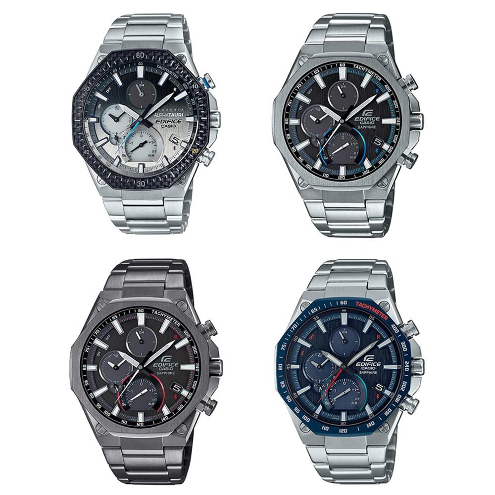 Casio Edifice นาฬิกาข้อมือผู้ชาย สายสแตนเลส  รุ่น EQB-1100 (EQB-1100AT-2A,EQB-1100D-1A,EQB-1100DC-1A,EQB-1100XDB-2A)