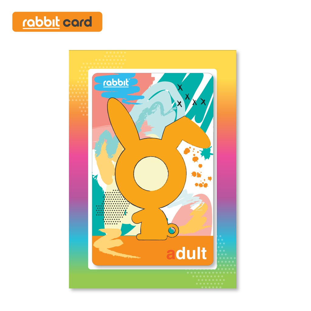 Rabbit Card บัตรแรบบิทพิเศษสำหรับบุคคลทั่วไป