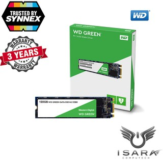 Review WD SSD GREEN 240GB, M.2 2280