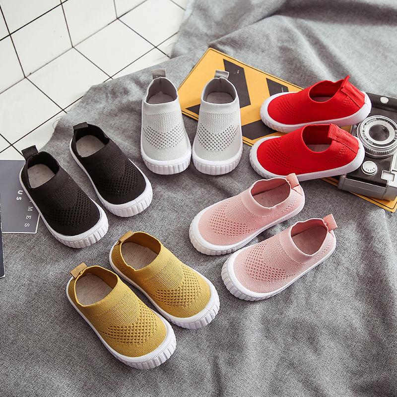 เสื้อผ้าเด็ก  รองเท้าคัชชู รองเท้า เด็ก ผู้หญิง รองเท้า  รองเท้า เด็ก รองเท้าหัดเด เวอร์ชั่นเกาหลีรองเท้าลำลอง