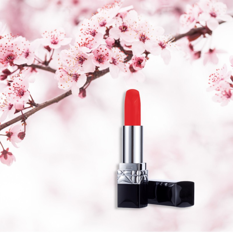 Kano Dior Lipstick 999 Matte Moisturizing 888 Lucky Red Lipstick Gift Box Official Big Brand Genuine For Girlfriend