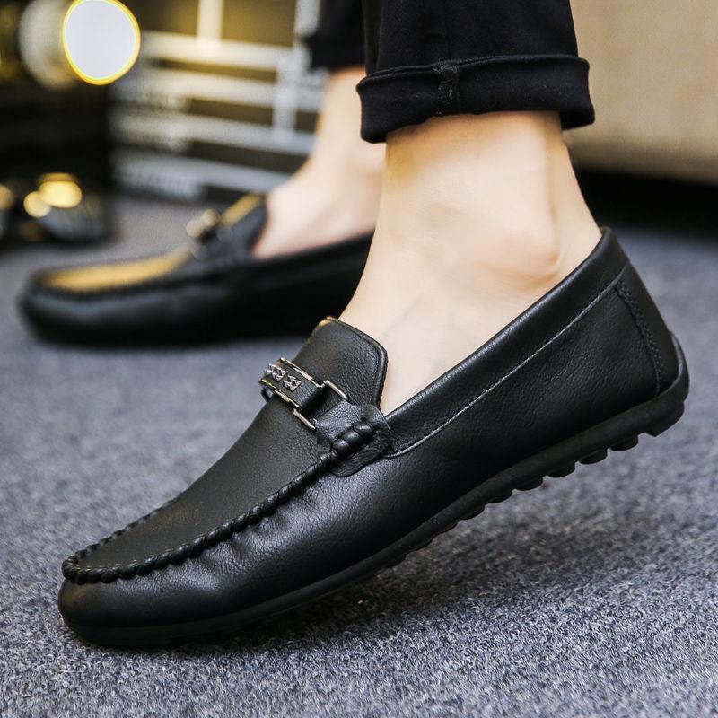 รองเท้าผู้ชาย,รองเท้าหนังผู้ชาย,รองเท้าโลฟเฟอร์,/รองเท้าหนัง,รองเท้าผ้าใบแฟชั่นผู้ชาย,/รองเท้าคัชชูสีดำ