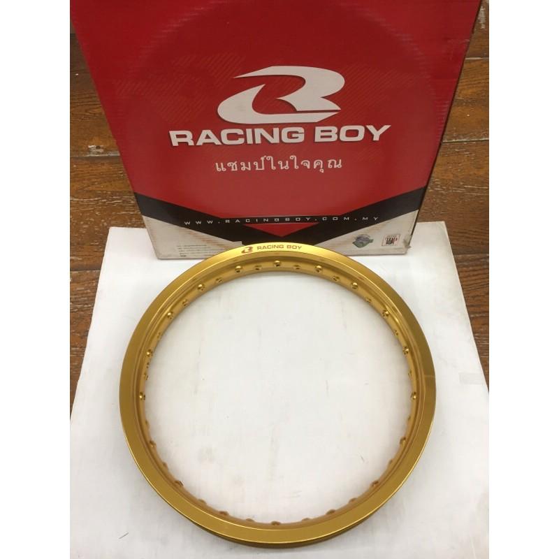 วงล้อRACING BOY 2.15ขอบ17 (1วง)สีทอง