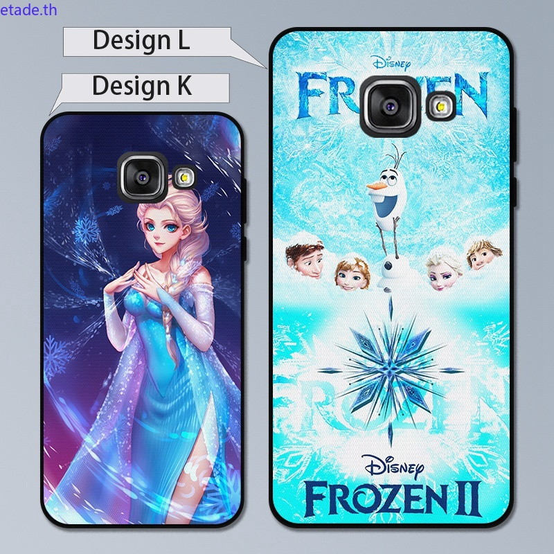 ET_Samsung A3 A5 A6 A7 A8 A9 Pro Star Plus 2015 2016 2017 2018 Frozen 6 Silicon Case Cover