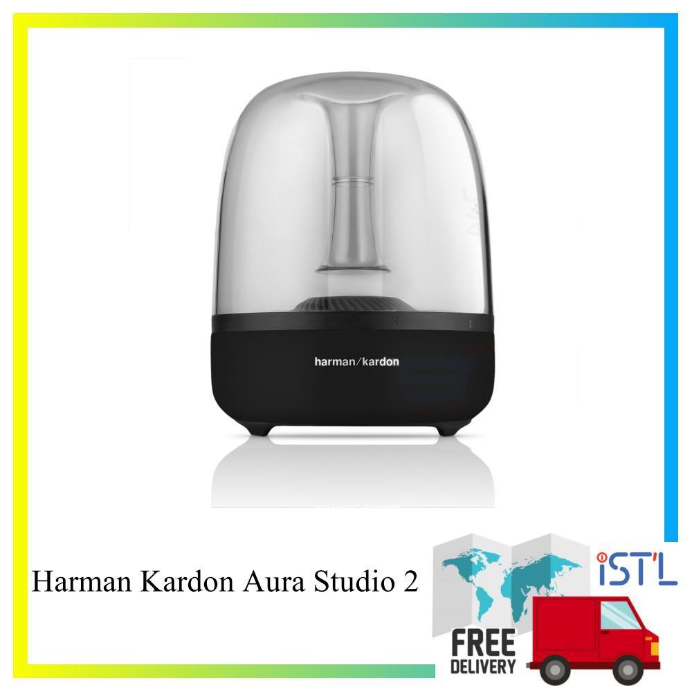 Harman Kardon Aura Studio 2 Wireless Speaker with Ambient